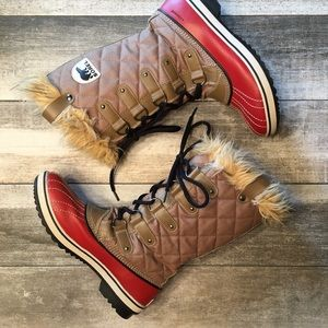 {Sorel} Joan of Arch winter boots